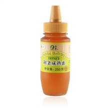 山萃荆条成熟蜜250g