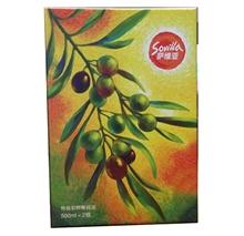 萨维亚橄榄油500ml(空盒)