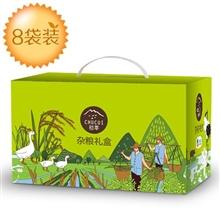 初萃杂粮礼盒 8袋装