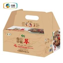 中粮山萃每日早餐燕麦片礼盒40g*30袋