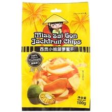 越南MissSaiGon西贡小姐菠萝蜜干200g