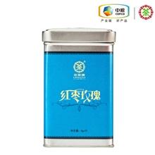 中茶红枣玫瑰40g