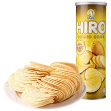马来西亚一皇hiro原味香脆薯片160g
