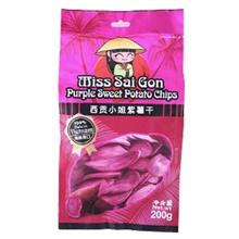 越南MissSaiGon西贡小姐菠紫薯干200g