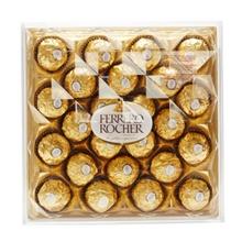 意大利费列罗榛果威化巧克力钻石装300g