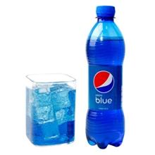 印度尼西亚巴厘岛蓝色百事可乐450ml