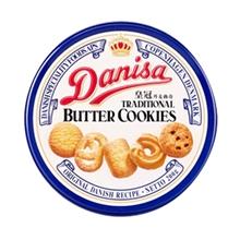 皇冠丹麦曲奇饼干(原味)200g