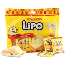 LIPO利葡奶油味面包干300g