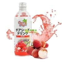 奇亚籽荔枝味饮料485ml