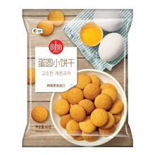时怡蛋圆小饼干 90g