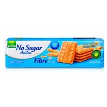 西班牙 谷优全麦高膳食纤维饼干170g(无添加白糖)