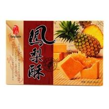 台湾即品菠萝酥168g